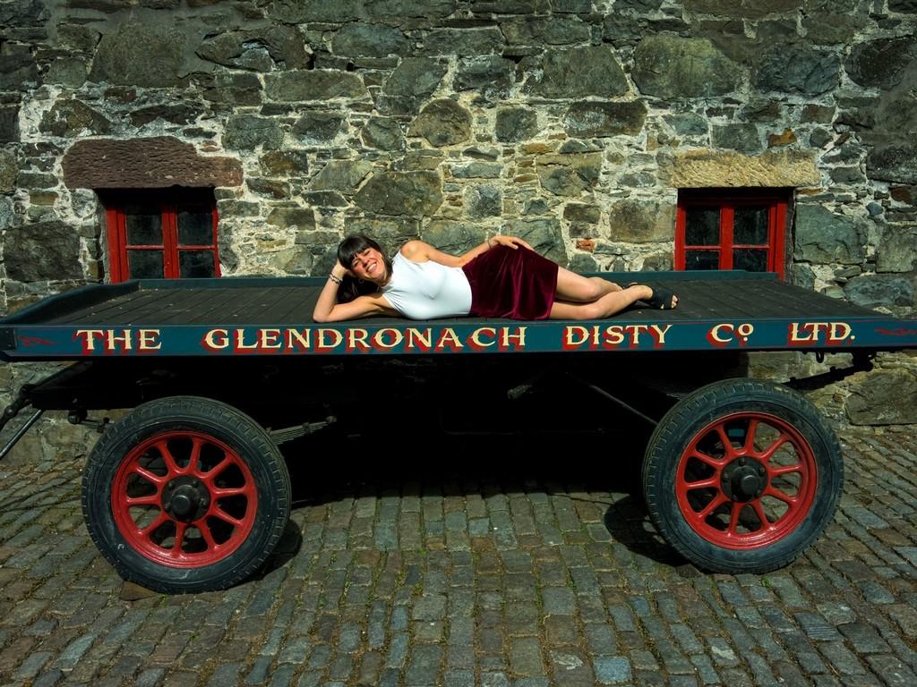 GlendronachWagon