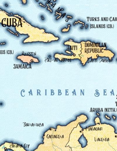 Adventures in Cartography